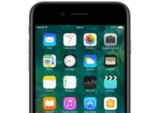 Apple iPhone7 Plus Noir