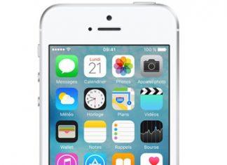 Apple iPhone SE 16 Go Argent