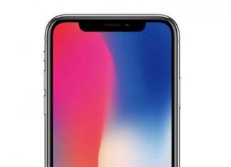 Apple iPhone X 64Go Gris Sidéral