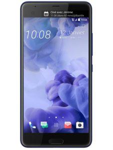 HTC U Ultra Bleu