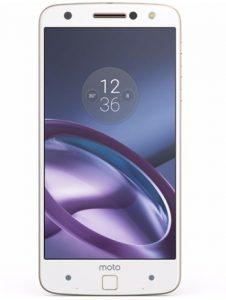 Motorola Moto Z Blanc