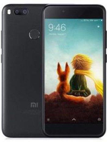 Xiaomi Mi A1 64 Go Noir