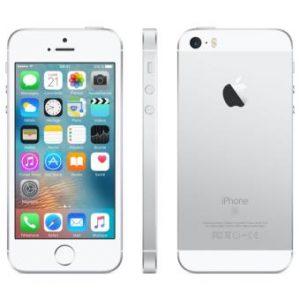 Apple iPhone SE 16 Go 4 Argent 300x300 - [ Soldes 2018 ] Quel iPhone à moins de 100 euros acheter avec un forfait ?