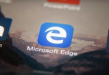 Application Microsoft Edge Android