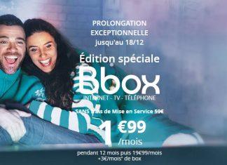 Bbox ADSL Bouygues Telecom
