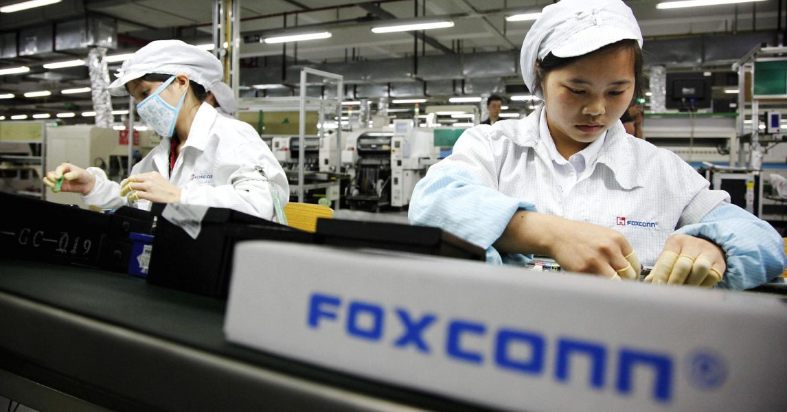 Foxconn iPhone X Apple