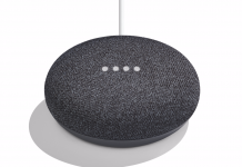 Google Home Mini enceinte connectée