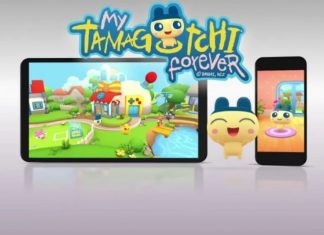 My Tamagotchi Forever Android iOS