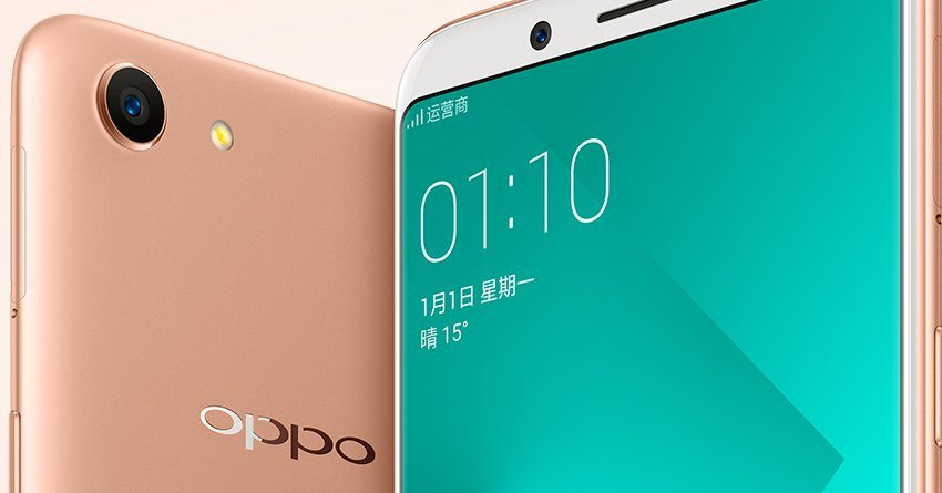 Le smartphone chinois Oppo A83