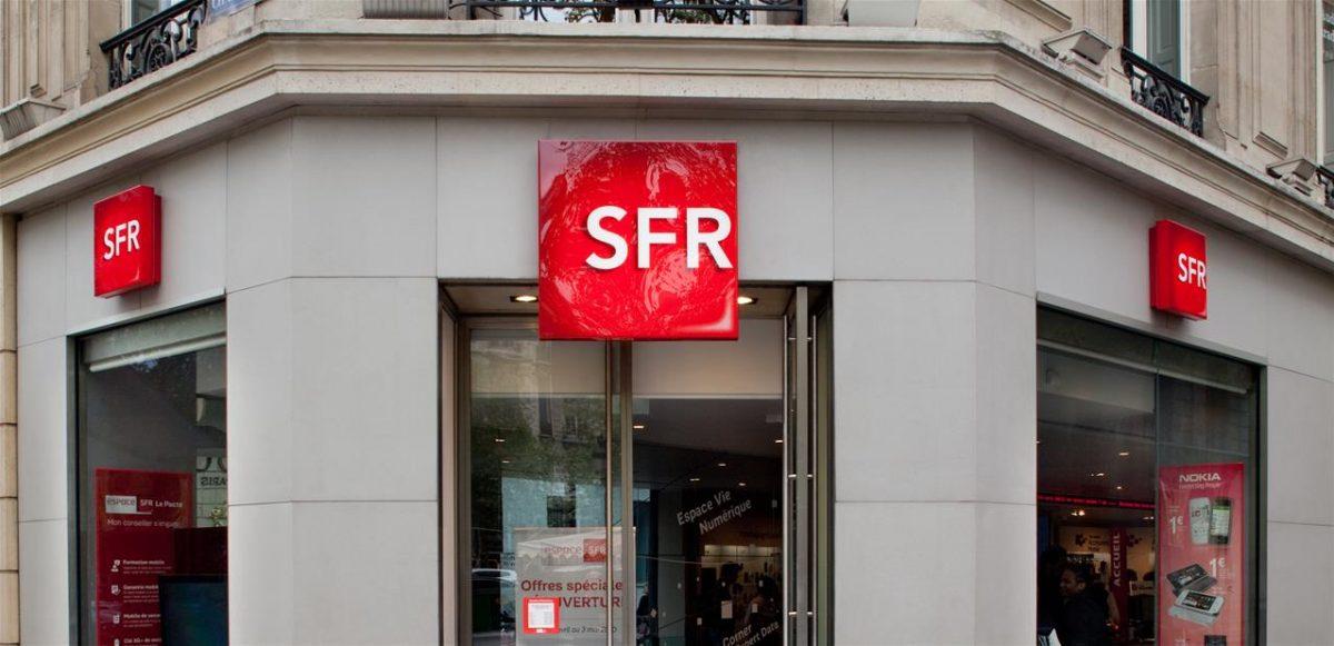 SFR box 4G Huawei