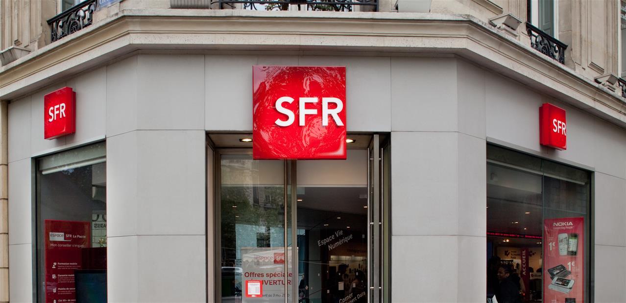 Internet serait en réalité limité sur les forfaits internet illimité de SFR