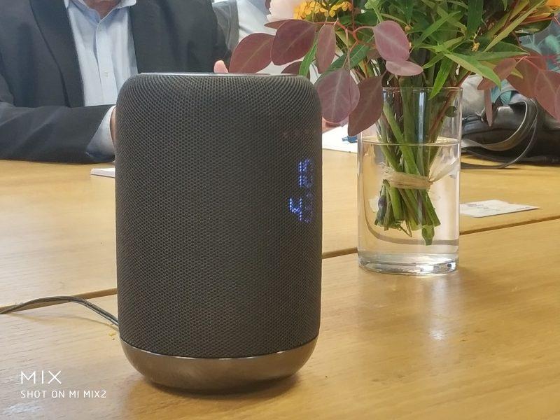 Sony LFS-50G enceinte intelligente