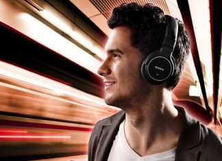 Casque Sony MDR ZX750BN