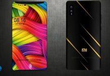 Xiaomi Mi 7 Plus concept