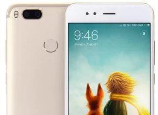 Xiaomi Mi A1 Or