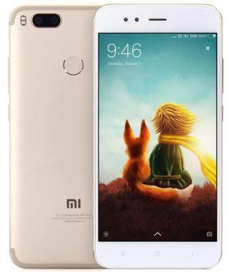 Xiaomi Mi A1 Or bon plan GearBest