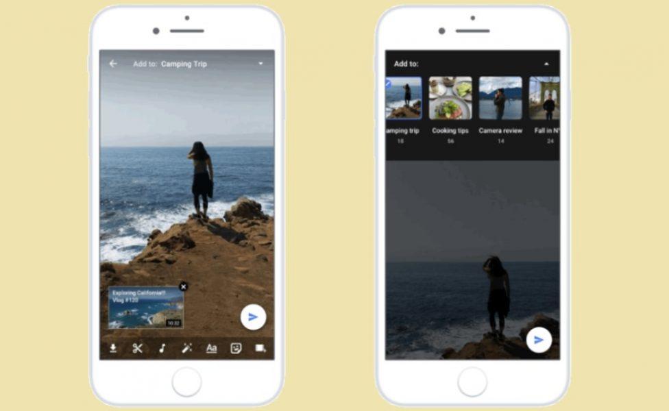 YouTube Reels Stories Instagram Snapchat