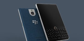 BlackBerry borderless concept