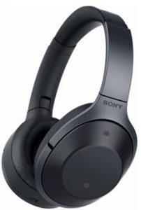 Sony MDR-1000X Noir