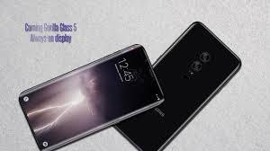 Samsung Galaxy X Edge téléphone pliable