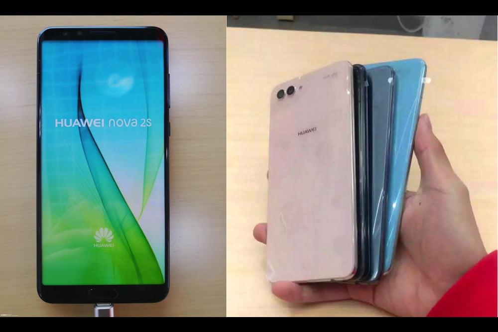 Huawei Huawei Nova 2s smartphone
