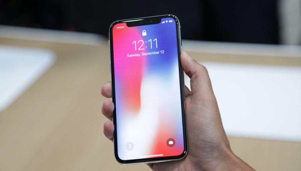 L'iPhone X devrait rapporter très gros à Samsung en 2018