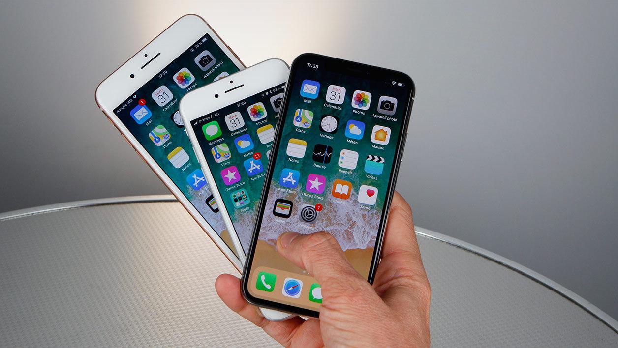 Vous possédez un iPhone ? Vous trouvez plus facilement l'amour qu'un utilisateur Android !