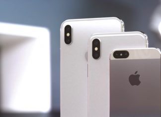 iPhone 2018 concept
