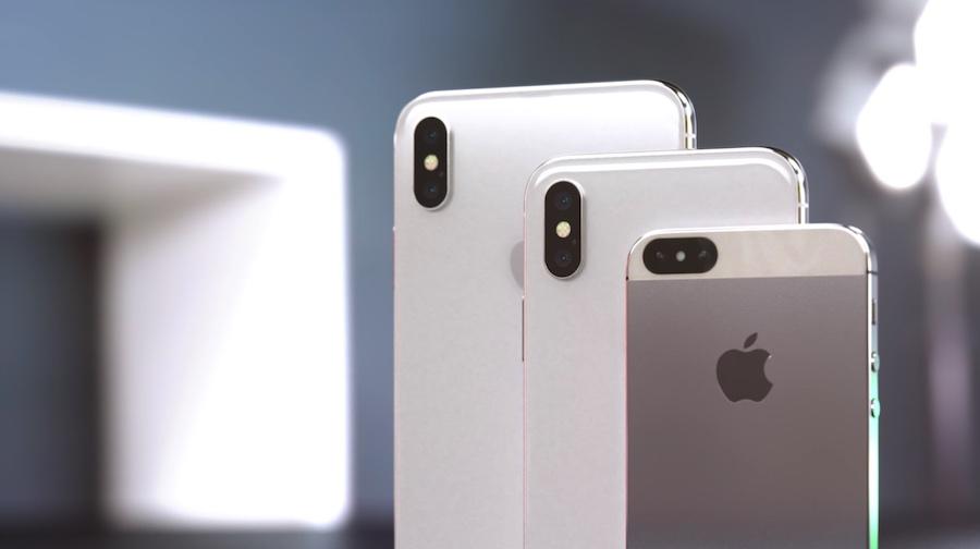 iPhone X Apple smartphone iOS