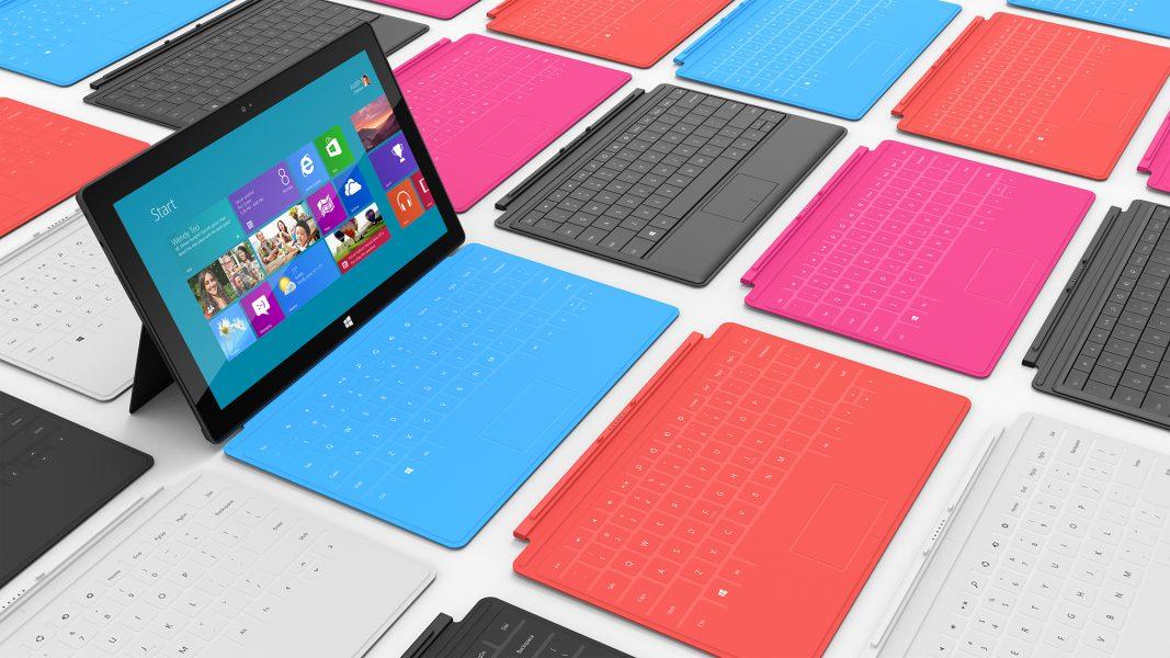 Microsoft Surface Snapdragon 845