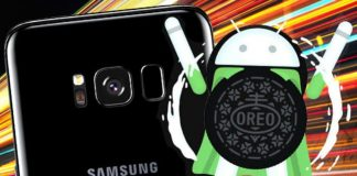 Samsung Oreo