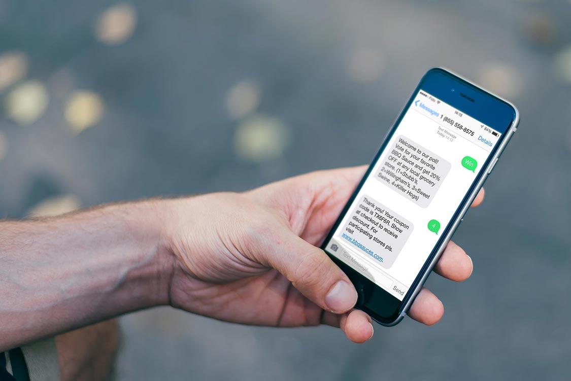 65 000 SMS pour un rencard, c'est la police qui vient au rendez-vous