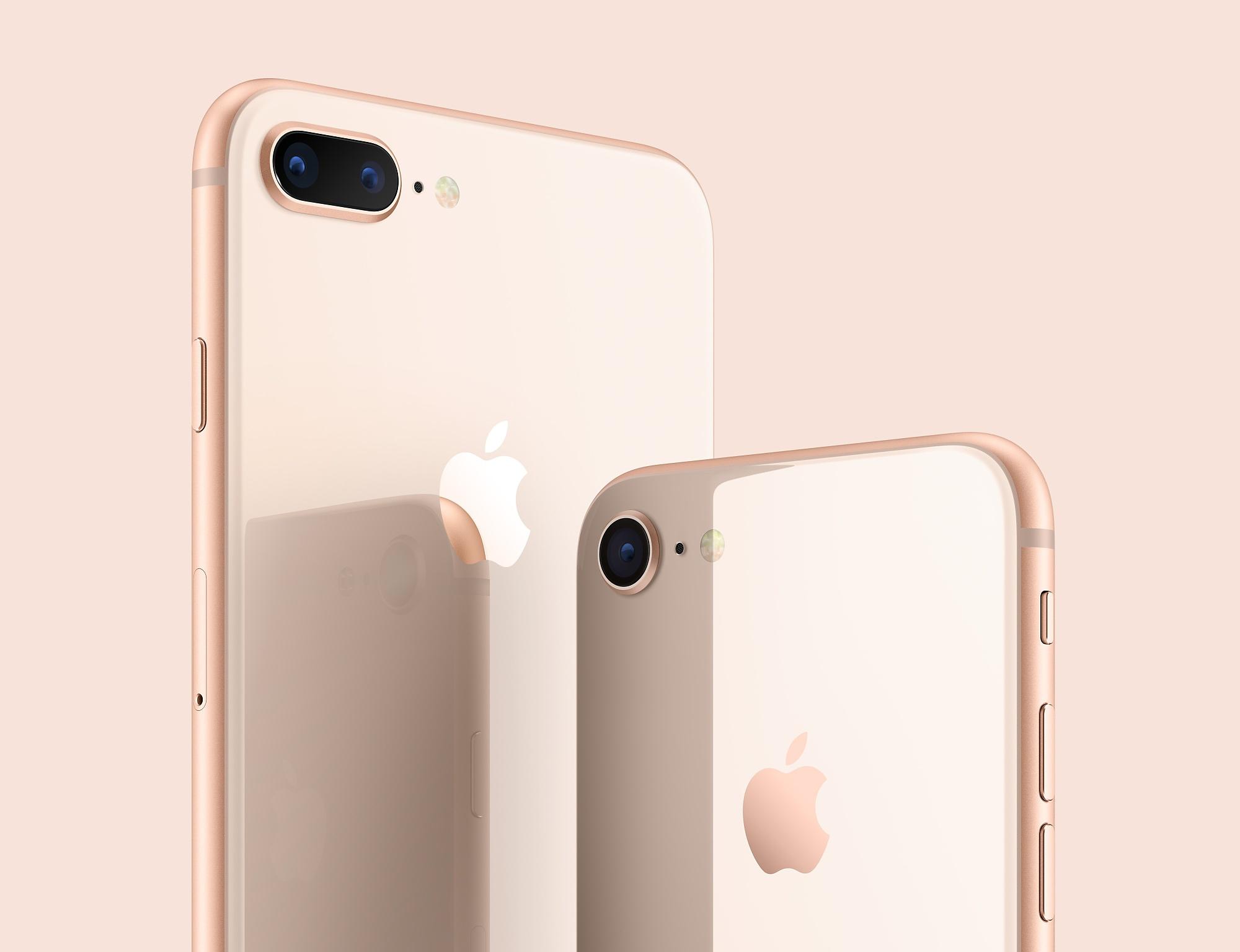 Apple songerait à recréer l'iPhone 8 avec des composants plus récents