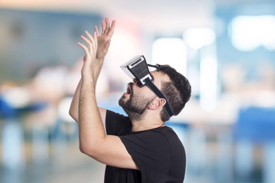 Casques VR casque de réalité virtuelle