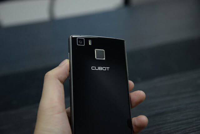 Cubot S600 smartphones chinois