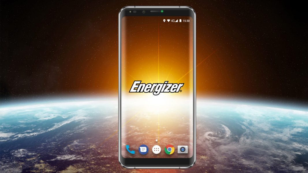 Energizer Power Max P600S smartphone 18:9