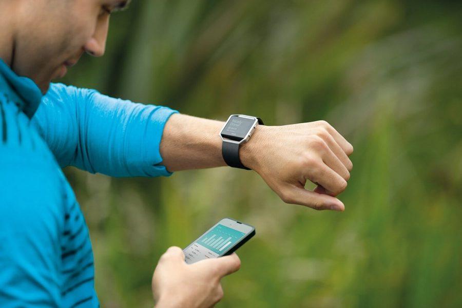 FitBit glycémie Apple Watch