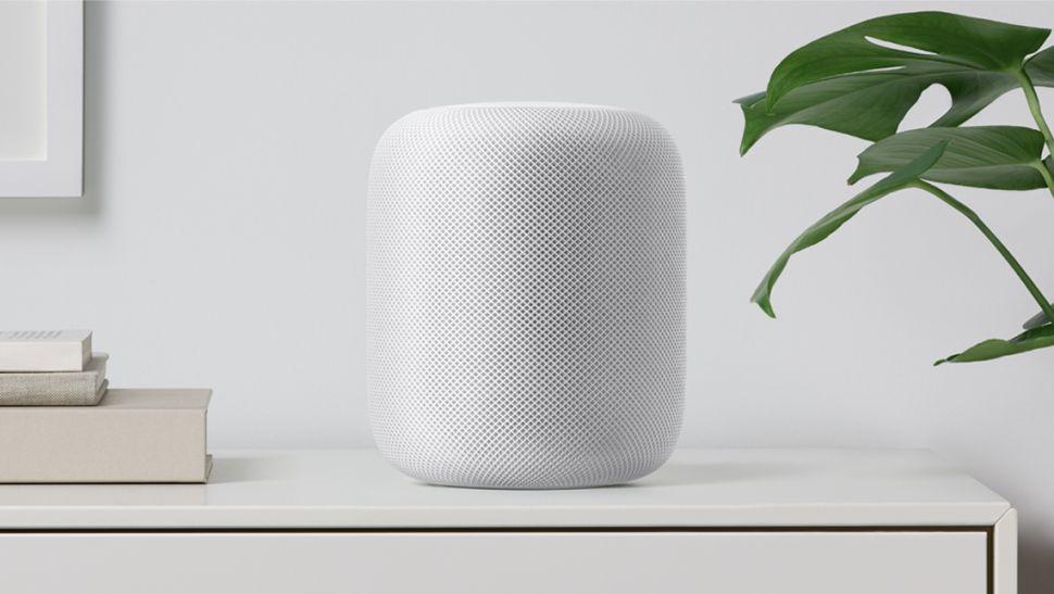 HomePod, Apple, objet connceté