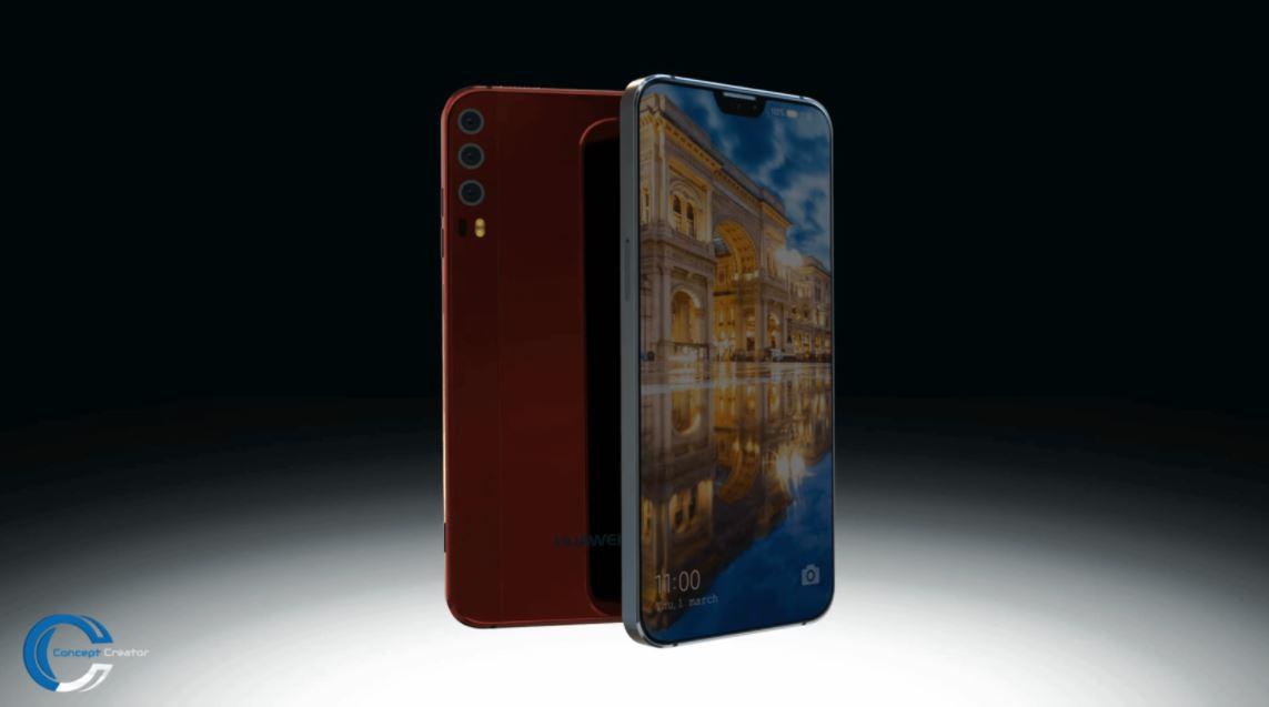 Huawei P20 Plus: le smartphone sera équipé d'une batterie de 4000 mAh