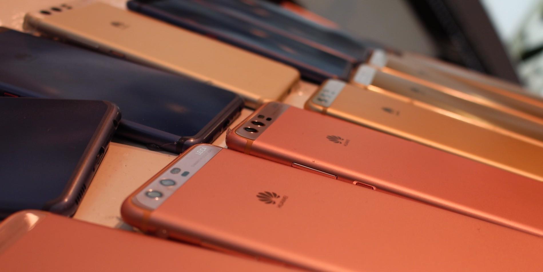 La sécurité américaine méfiante vis à vis des smartphones Huawei