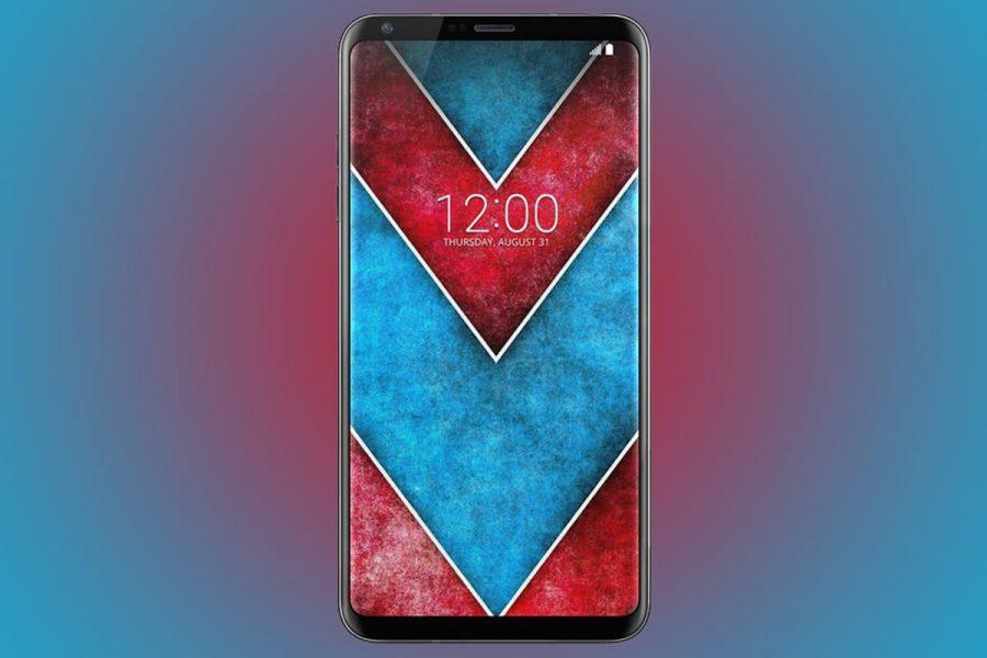 LG V30 Plus Alpha