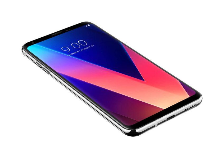 Le LG V30 connait son premier revers suite à une faible note sur DxOMark