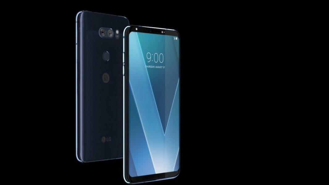 LG V30+ Samsung Galaxy S9