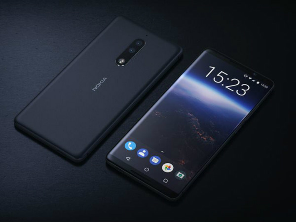 Nokia 10 smartphone 5 caméras capteurs photo
