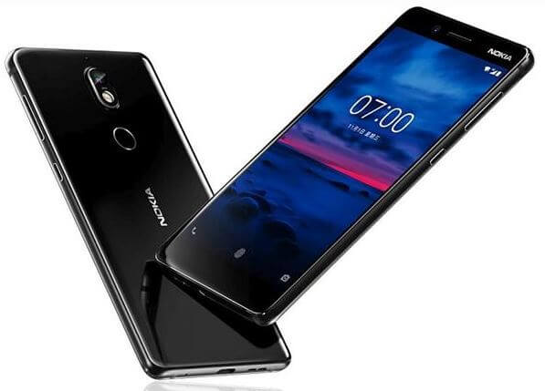 Nokia 7 smartphone milieu de gamme