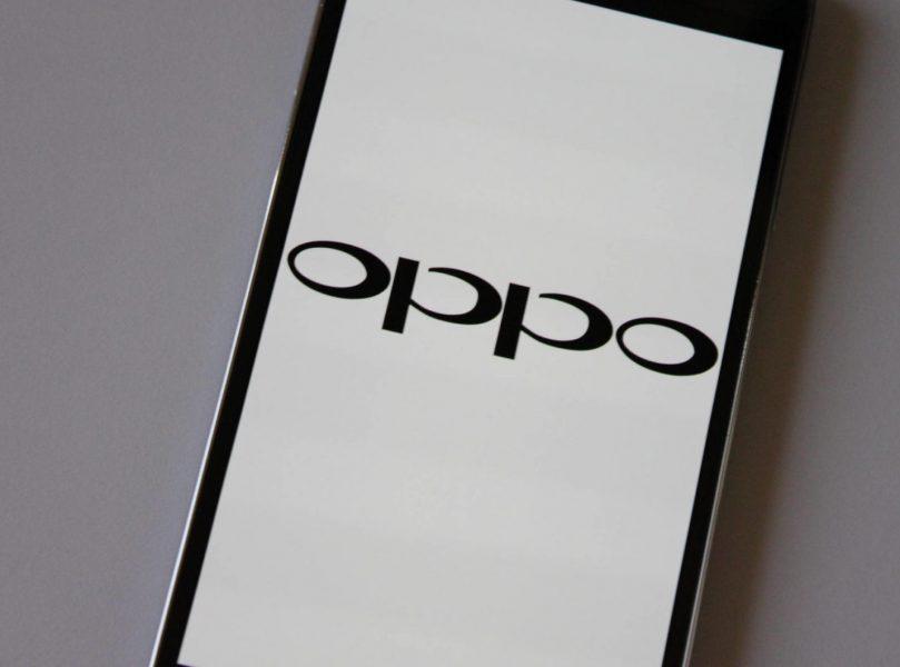 Oppo smartphone international