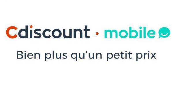 Forfait Cdiscount Mobile Illimité 10Go