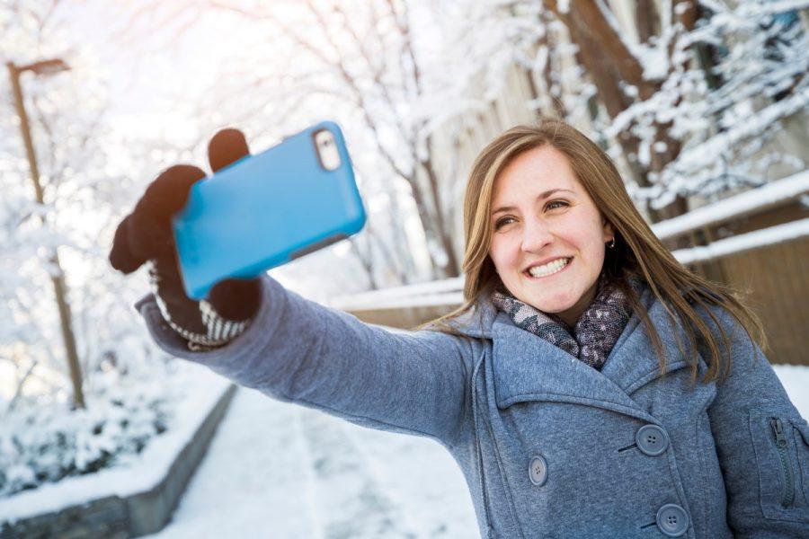 Selfies smartphones