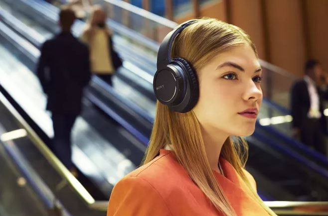 Casques Bluetooth Sony MDR-ZX770BN