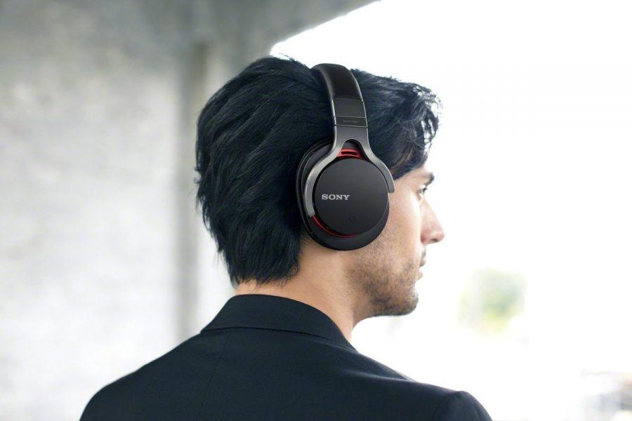 Casque Sony MDR1RBT puce Bluetooth Qualcomm écouteurs sans fil